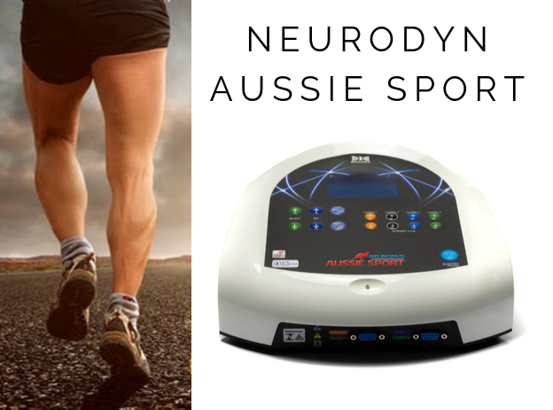 Exclusiva corriente australiana para fortalecimiento muscular
