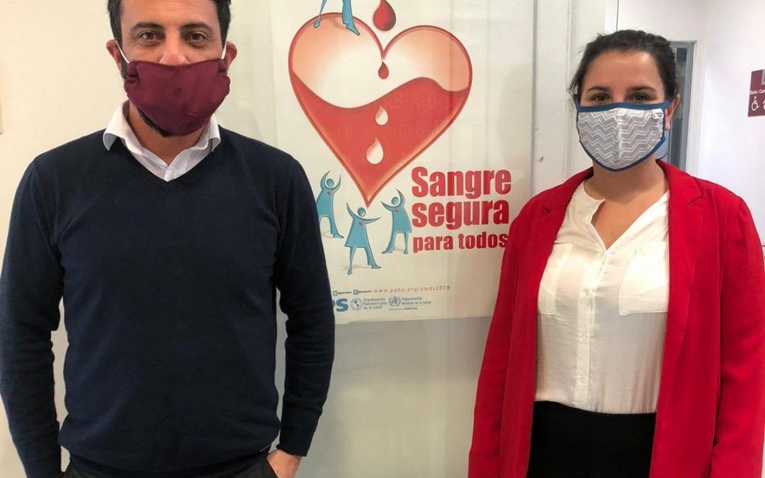 Jornada de Donación de Sangre en Sanatorio Americano!