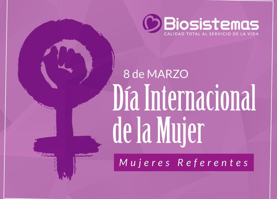 8M: Mujeres Referentes